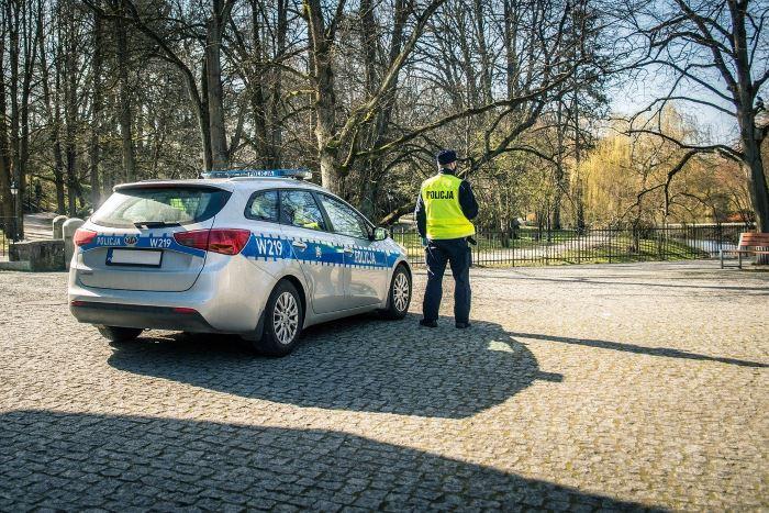 Policja Mińsk Maz.: Uroczystość przy Tablicy Pamięci