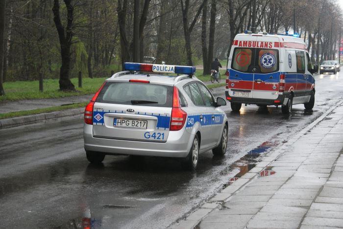 Policja Mińsk Maz.: Grupa nastolatków odpowie za niszczenie domu